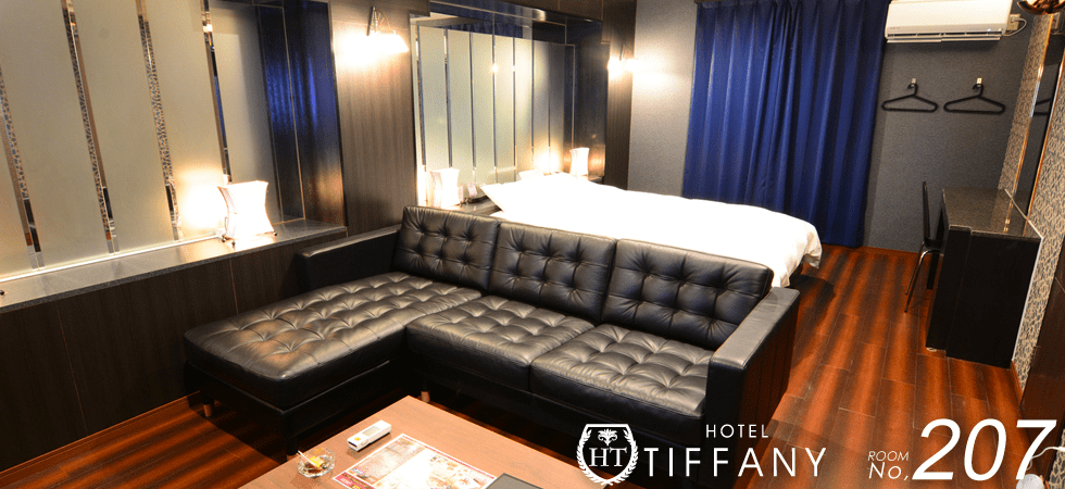 HOTEL TIFFANY Room207室内画像